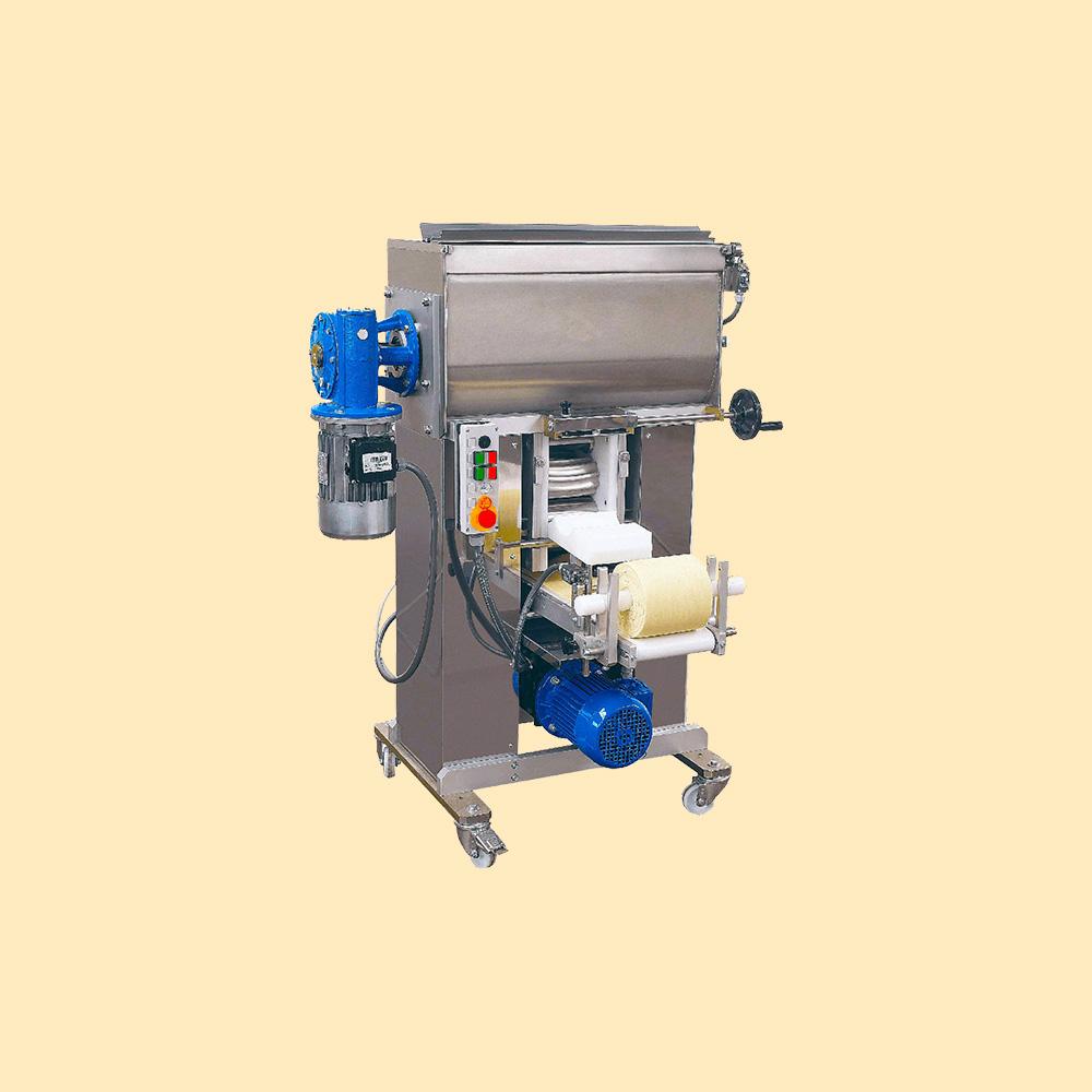 Automatic pasta sheeter A 160 DV