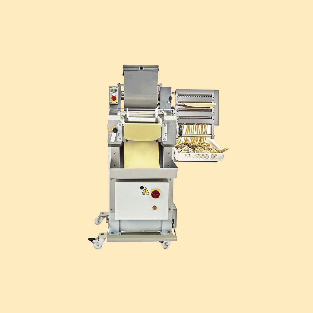 Semi-automatic pasta sheeter C 280